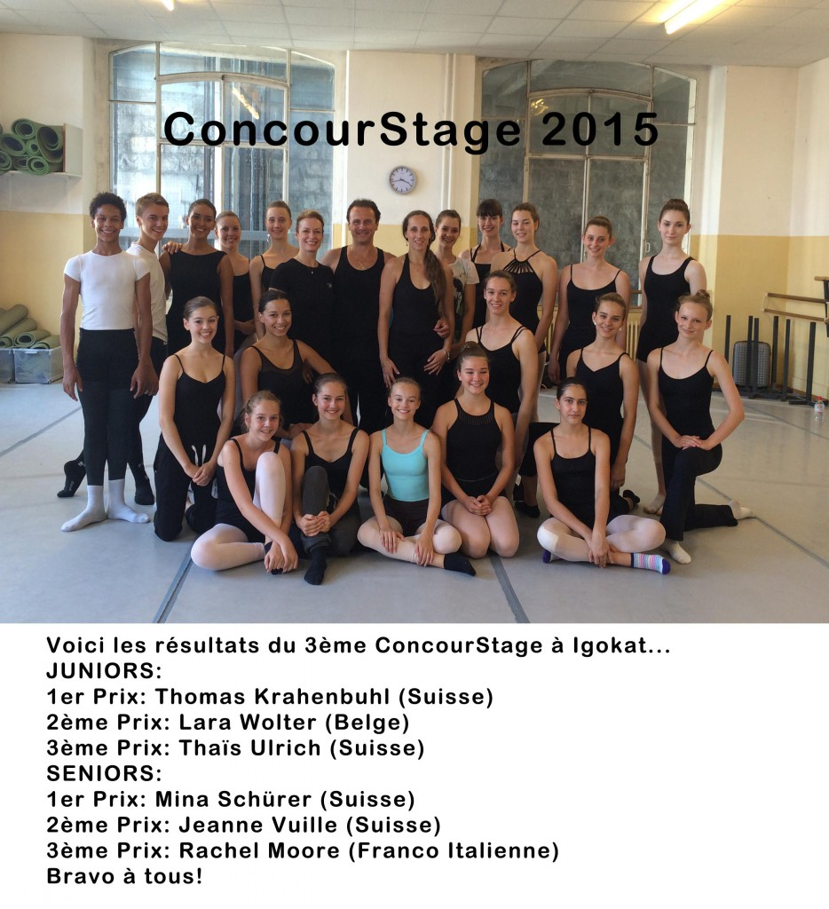 ConcourStage 2015 site copy