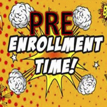 —– Pre-enrollment 2020-2021 —– — Click on the image —-